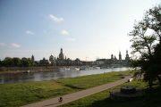 Elbe Cycle Path, Dresden