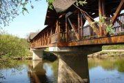 Dessau hunting bridge
