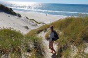 Walking the North Sea Trail, Tornby Strand