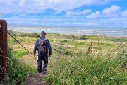 Descendin to the beach, Skiveren