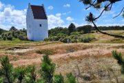 Den Tilsandede Kirke (Sand-Covered Church)