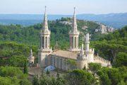 The Abbaye du Frigolet in the Alpilles