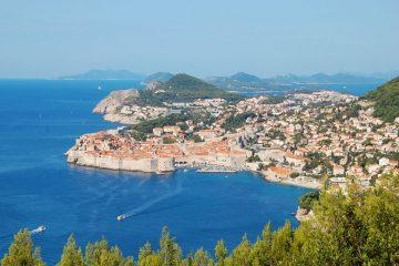 Croatia Dubrovnik walking holiday