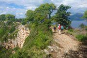 Hiking on Lopud island