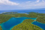 National Park on the 'green island' of Mljet