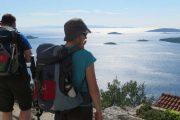 Hiking on Croatia's Adriatic Coast