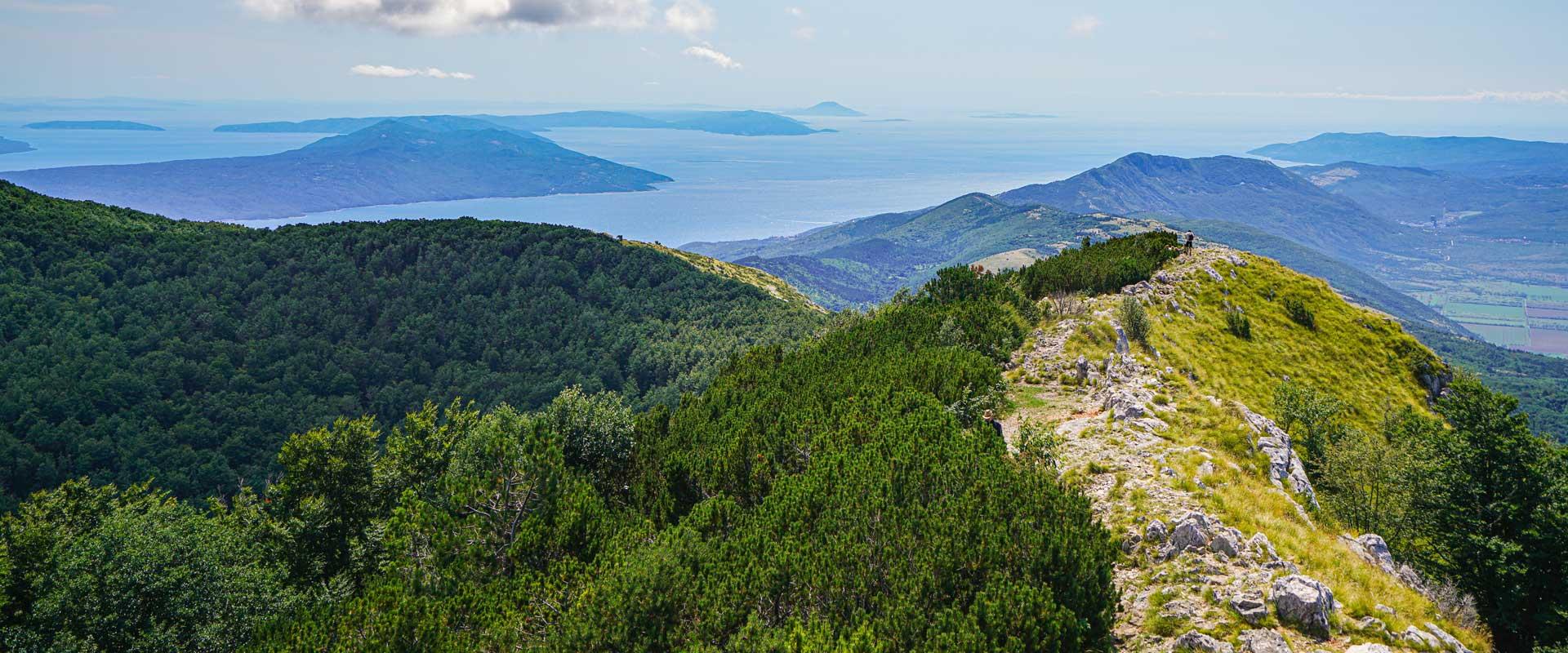 Istria Walking Holiday