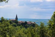 Discover ancient hilltop villages in green Istria