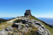 Vojak tower on Mt. Učka