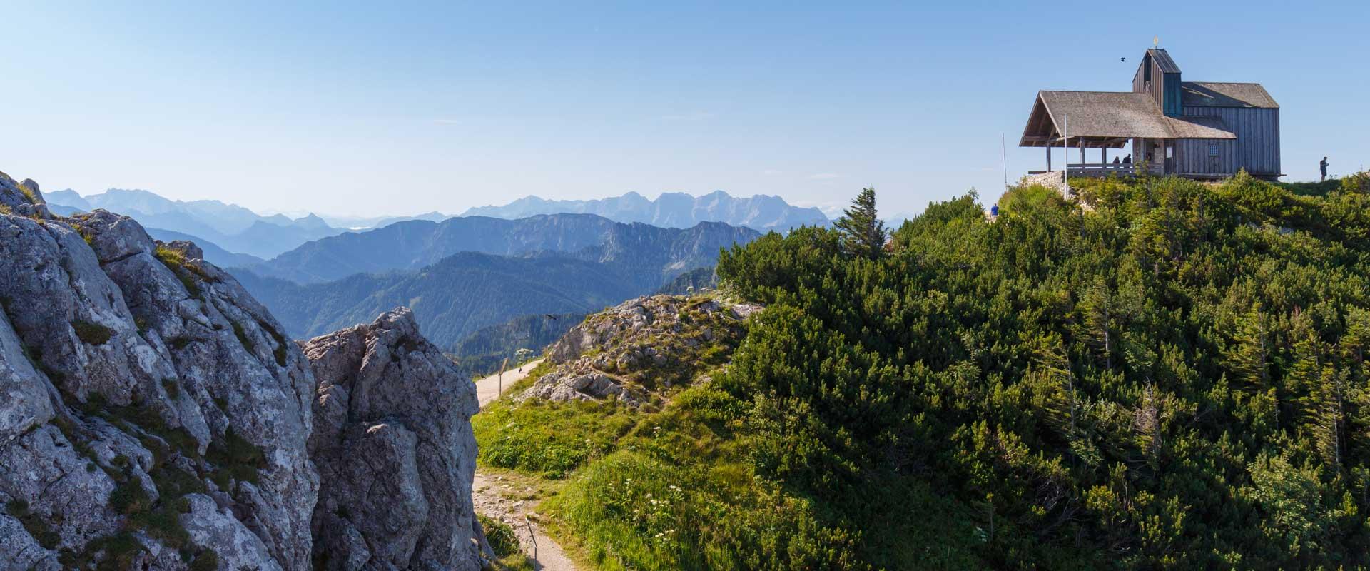 Alps: SalzAlpenSteig I
