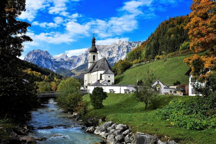 SalzAlpenSteig Bavarian Alps walking holiday