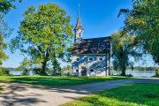 Chapel on Herreninsel, Lake Chiemsee