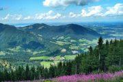 Chiemgau landscape, Ruhpolding