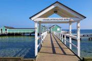 Charlottenlund sea baths