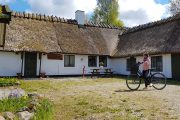Thatched cottage between Gilleleje and Hillerød