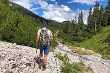 Hiking the Lechweg
