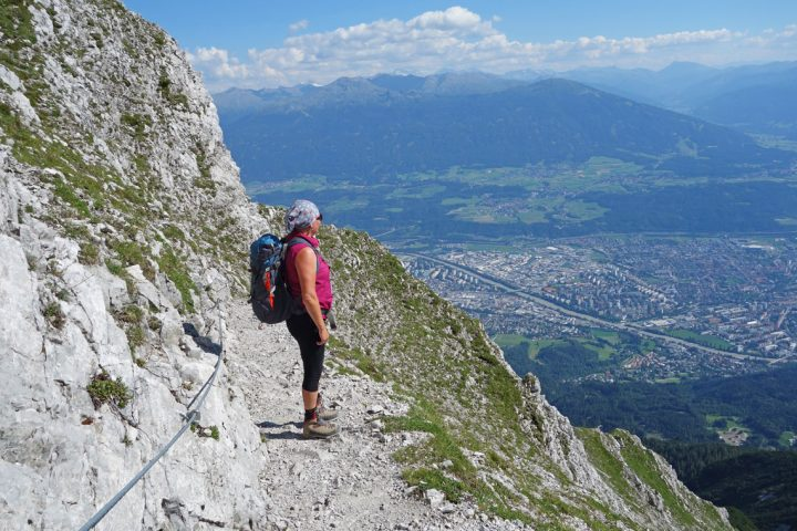 Hiking the Tirolerweg from Garmisch to Innsbruck