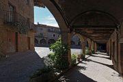 The medieval streets of Santa Pau (c) Turisme Garrotxa