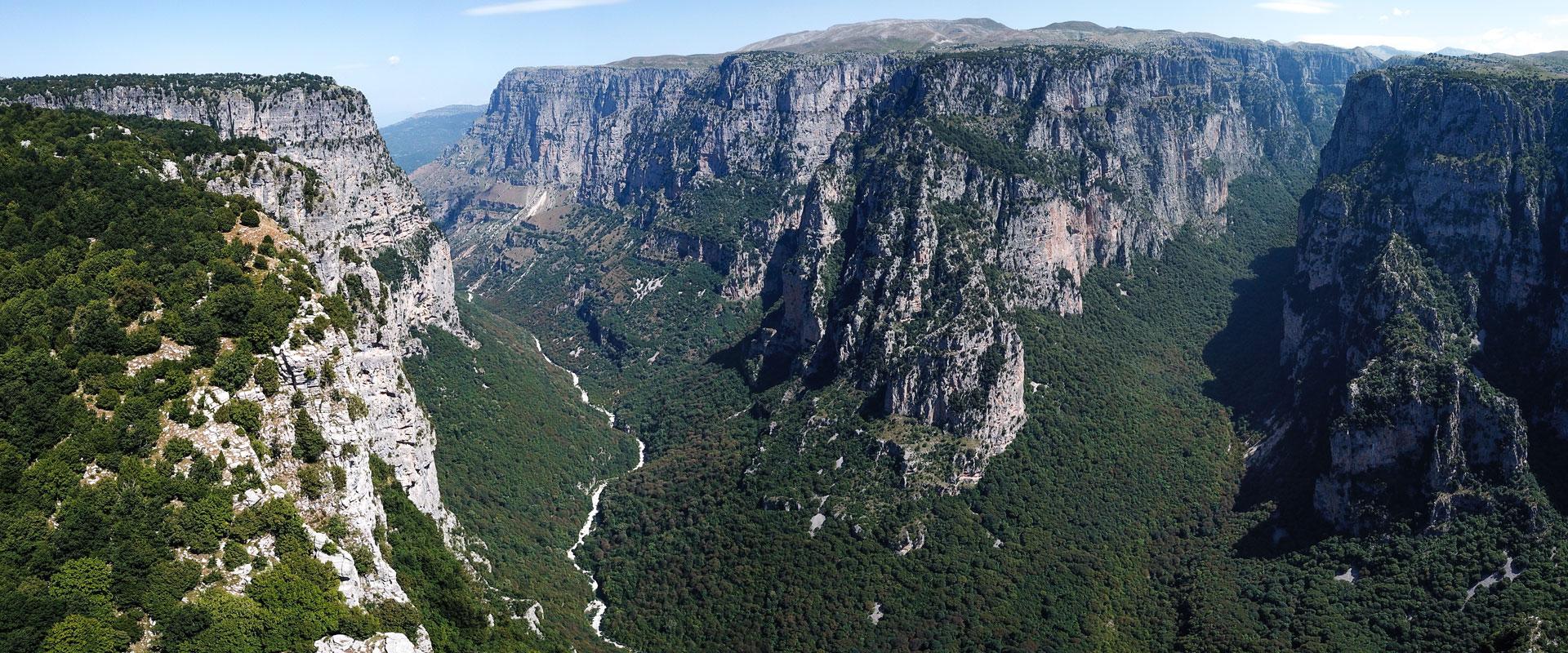 Zagori Hiking: Vikos Gorge