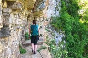 Hiking in the Vikos Gorge
