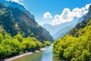 The Voidomatis river, Zagori