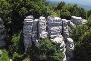 Monodendri stone forest