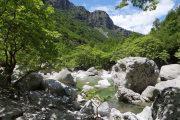 Vikos Gorge stream