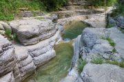 The 'Kolymbithres' rock pools near Papigo