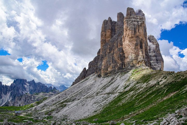 Hiking from Kitzbühel to the Tre Cime di Lavaredo