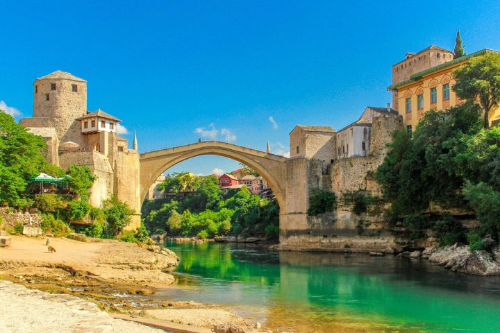 Ciro Cycle Path Dubrovnik to Mostar