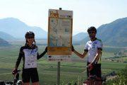 The Ciro Cycling Route