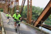 cycling the Ciro bike path