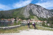 Cycling on the Peljesac peninsula