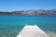 Pier on the Peljesac Peninsula