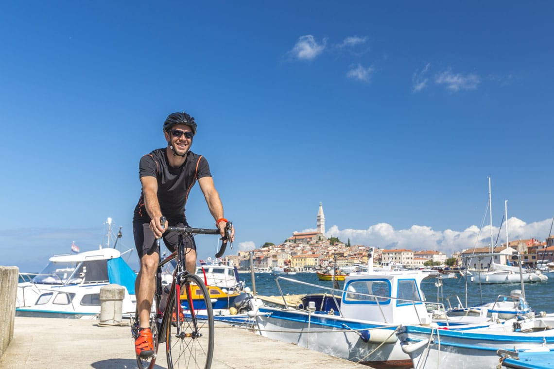 Istria Cycling holiday