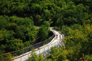 The Parenzana Bike Trail (c) Istria Bike