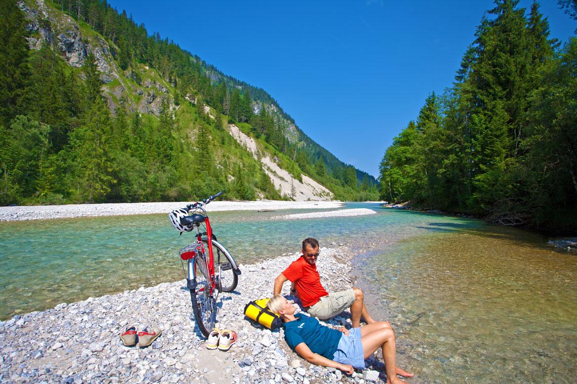 Munich cycling holiday