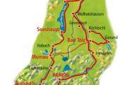 Cycling holiday in Bavaria