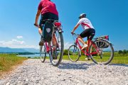 Cycling in the Bavarian lakelands