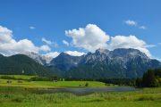 The Bavarian Alps, Mittenwald