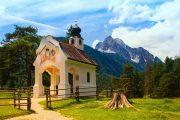Kapelle Maria Königin, Lautersee, Mittenwald