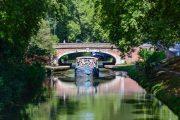 Canal du Midi, Toulouse