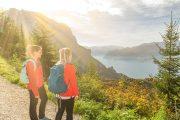 Hiking in Grunberg © brainpark.traunsee