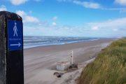 The North Sea Trail, Skiveren Beach