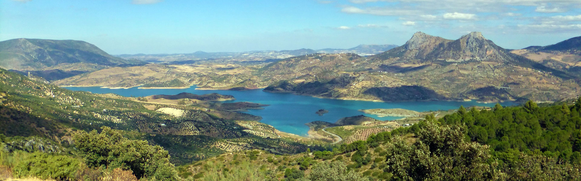 Hiking in Andalucia