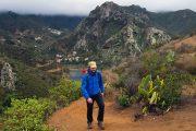 Vandring omkring Vallehermoso på La Gomera