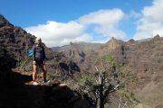 Stejl vandring i Barranco del Cabrito