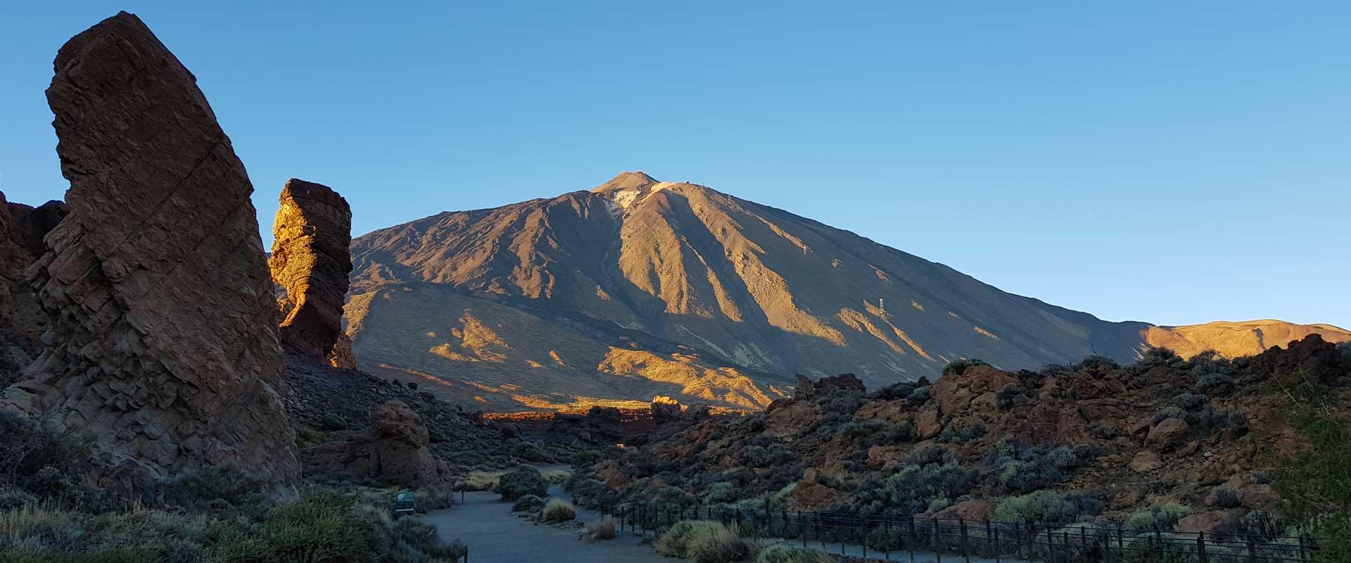 Tenerife: gå og kør