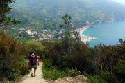 Nedstigning mod Monterosso al Mare
