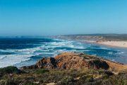 Stranden Praia da Bordeira tæt på Carrapateira (Foto: Gianfranco Lanzio)